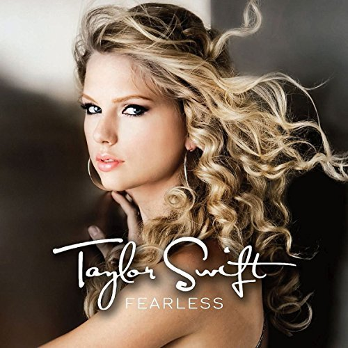 Taylor Swift Fearless Platinum Ed