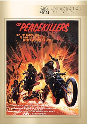 Peacekillers Peacekillers DVD Mod This Item Is Made On Demand Could Take 2 3 Weeks For Delivery