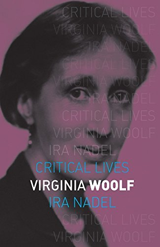 Ira Nadel Virginia Woolf
