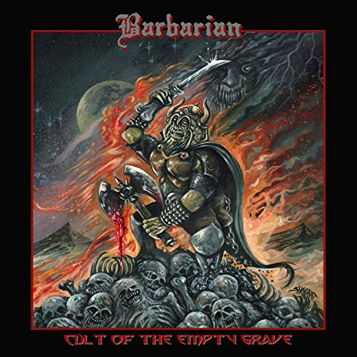 Barbarian Cult Of The Empty Grave