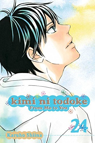 Karuho Shiina Kimi Ni Todoke From Me To You Volume 24