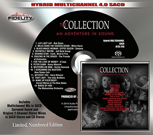 The Collection The Collection A Surround Sound Quadraphonic 4.0 Sampler