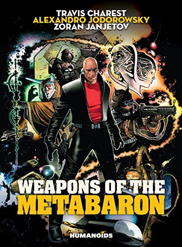 Alexandro Jodorowsky Weapons Of The Metabaron