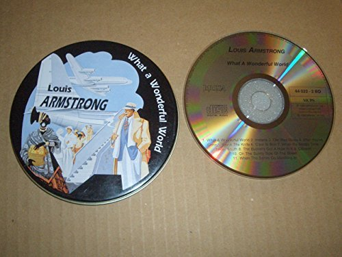 Louis Armstrong What A Wonderful World Import Deu