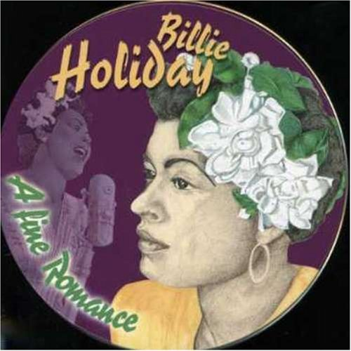 Billie Holiday Fine Romance Import Eu