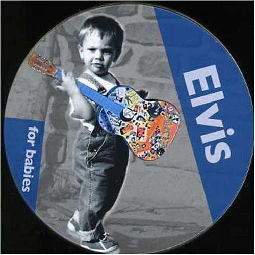 Elvis Presley Elvis For Babies Import Eu Tin Can