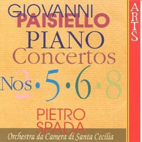 G. Paisiello Piano Concerti Vol. 2
