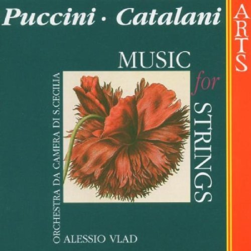 Puccini Catalani Music For Strings