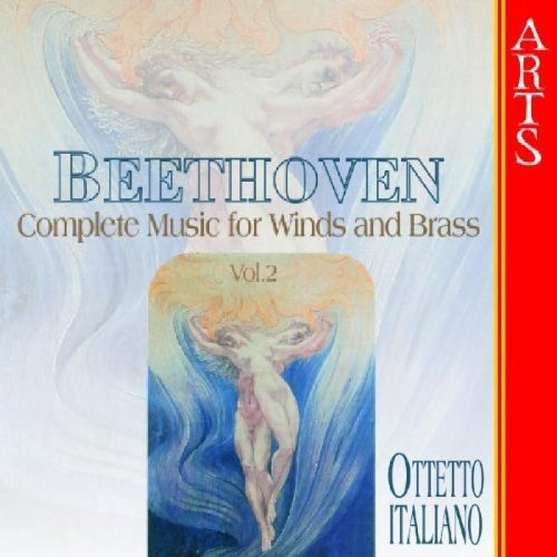 Ludwig Van Beethoven Music For Winds & Brass Vol. 2