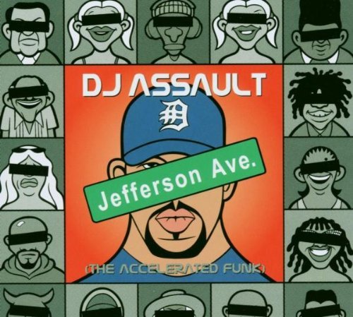 Dj Assault Jefferson Ave Explicit Version