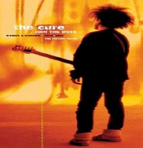Cure Join The Dots The B Sides & Ra Import Eu Repackage