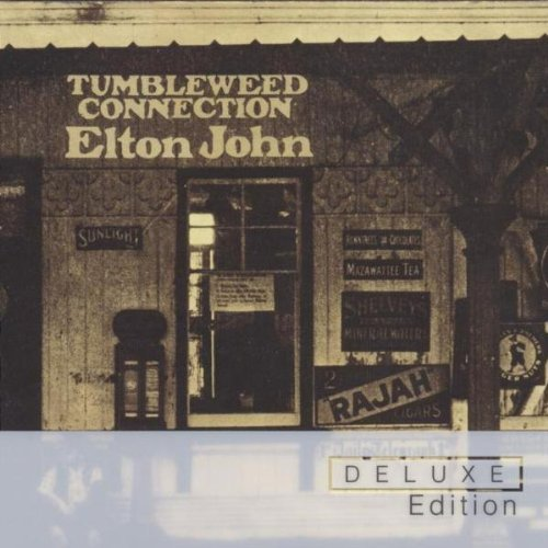 Elton John Tumbleweed Connection 2 CD