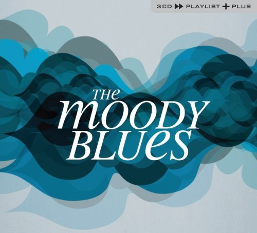 Moody Blues Playlist Plus 3 CD