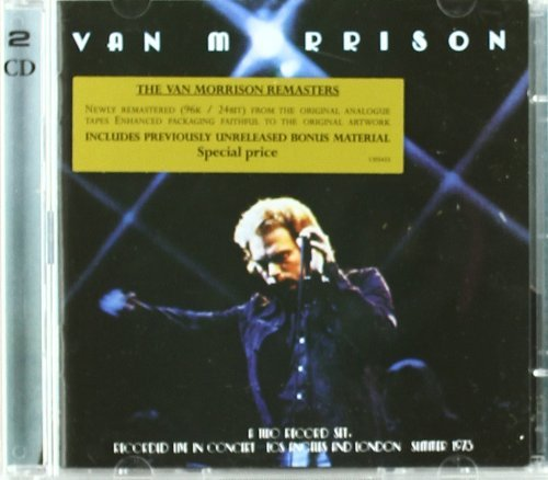 Van Morrison It's Too Late To Stop Now Remastered 2 CD Set