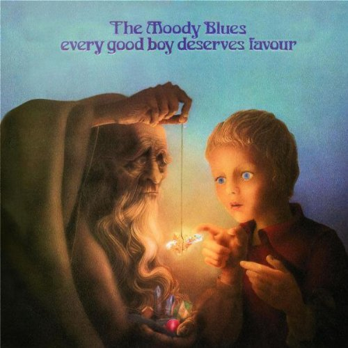 Moody Blues Every Good Boy Deserves Favour
