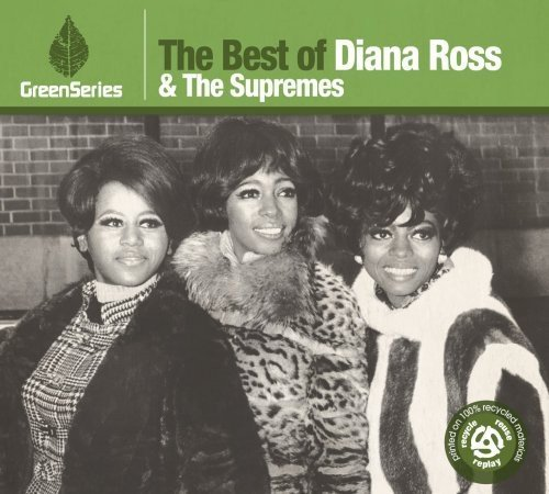 Diana & The Supremes Ross Best Of Green Series Import Can