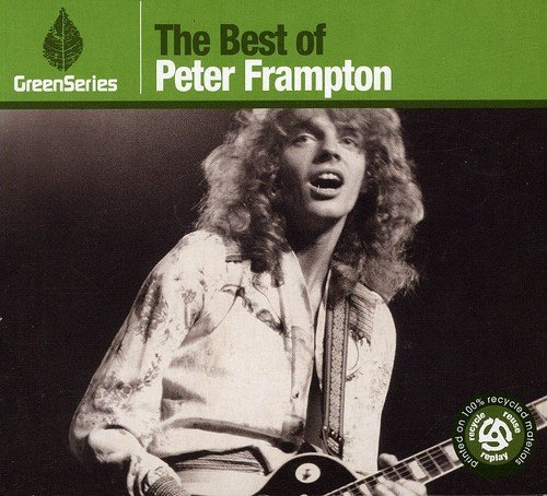 Peter Frampton Best Of Green Series Import Can