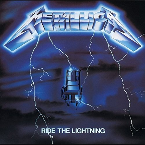Metallica Ride The Lightning Import Eu Import Eu