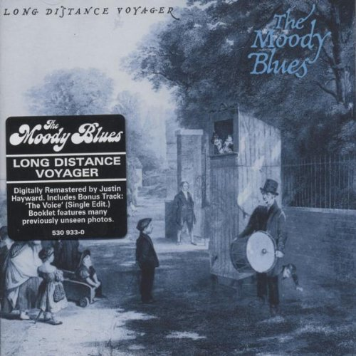 Moody Blues Long Distance Voyager Remastered