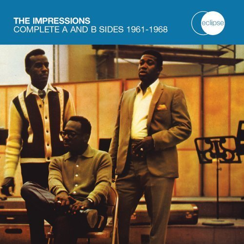 Impressions Complete A & B Sides 1961 68 Complete A & B Sides