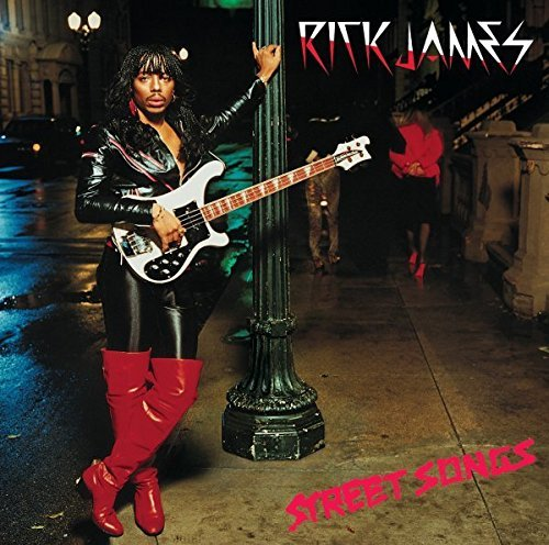 Rick James Street Songs
