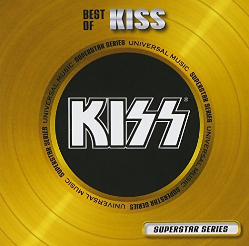 Kiss Best Of Superstar Series Import Can
