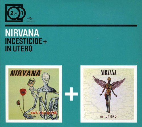 Nirvana Incesticide In Utero Import Eu Import Eu