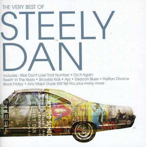 Steely Dan Very Best Of Steely Dan Import Gbr