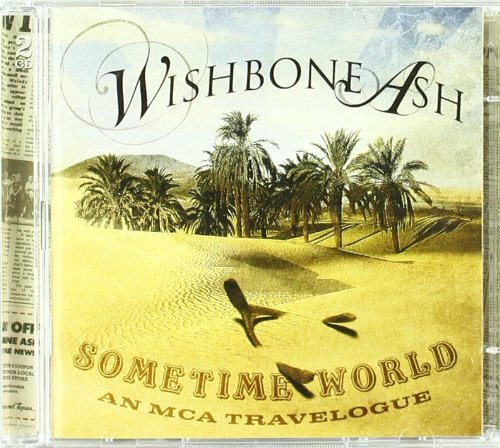 Wishbone Ash Sometime World An Mca Travelo 2 CD