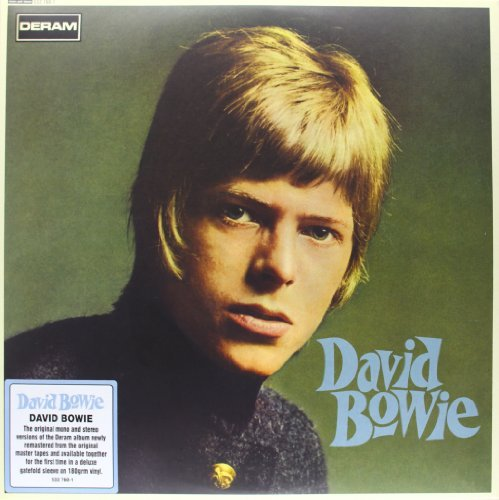 David Bowie David Bowie Deluxe Edition Import Eu