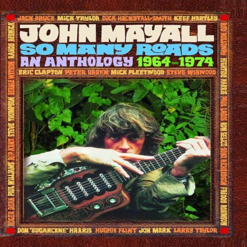 John Mayall's Bluesbreakers So Many Roads An Anthology 19 Lmtd Ed. 4 CD