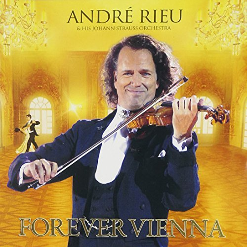 Andre Rieu Forever Vienna Deluxe Ed. Incl. Bonus DVD
