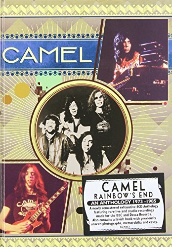 Camel Rainbows End A Camel Anthology 4 CD