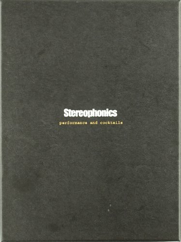 Stereophonics Performance & Cocktails 3 CD