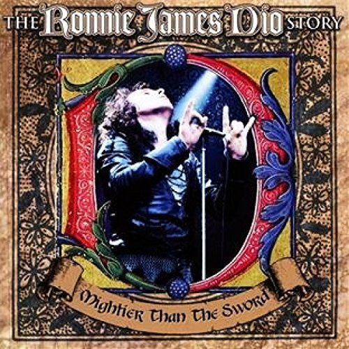 Ronnie James Dio Mightier Than The Sword Ronni Import Gbr