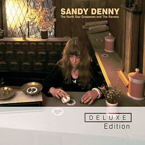 Sandy Denny North Star Grassman & The Rave Deluxe Ed. 2 CD