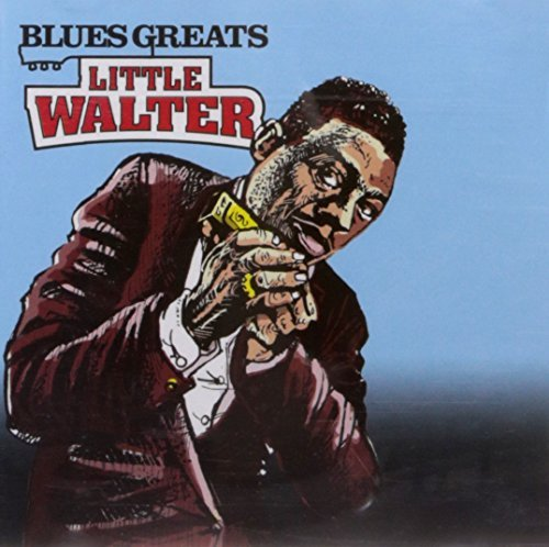 Little Walter Blues Greats Little Walter Import Eu