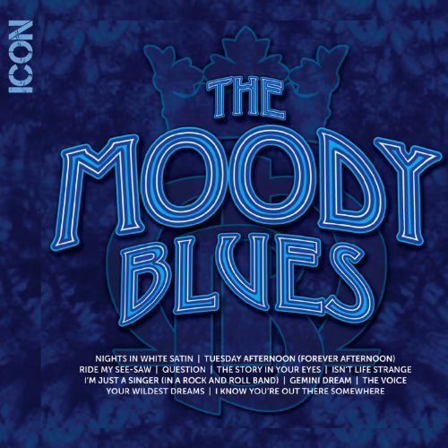 Moody Blues Icon