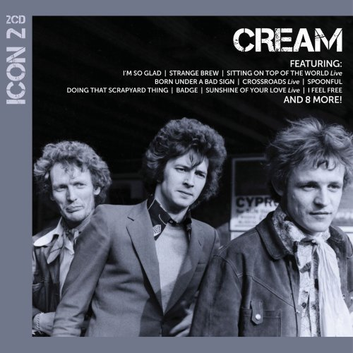 Cream Icon 2 CD
