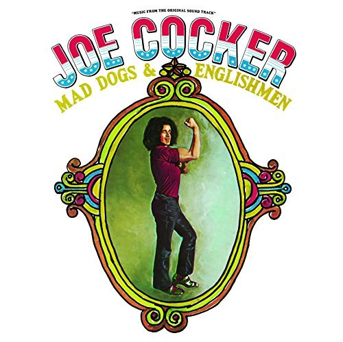 Joe Cocker Mad Dogs & Englishmen Import Eu 2 Lp
