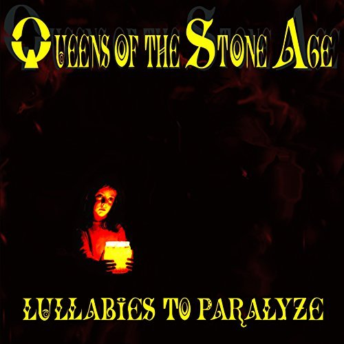 Queens Of The Stone Age Lullabies To Paralyze Import 180 Gram Lp
