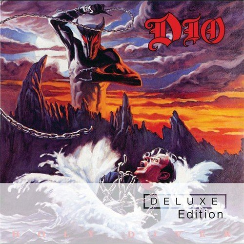 Dio Holy Diver Deluxe Edition Import Eu 2 CD