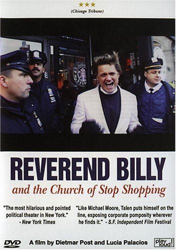 Reverend Billy & The Church Of Reverend Billy & The Church Of Clr Nr