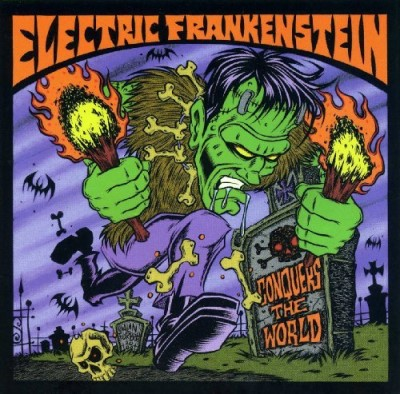 Electric Frankenstein Conquers The World