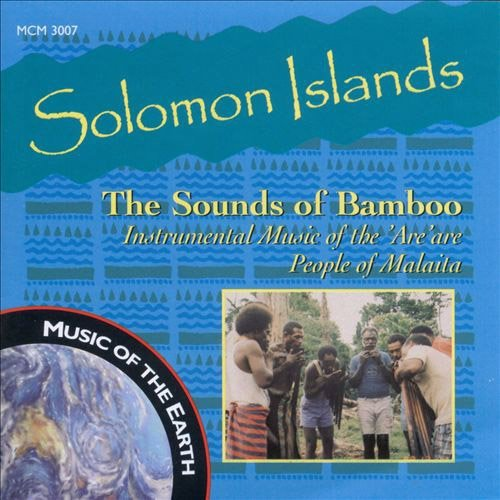 Solomon Islands Sounds Of B Solomon Islands Sounds Of Bamb