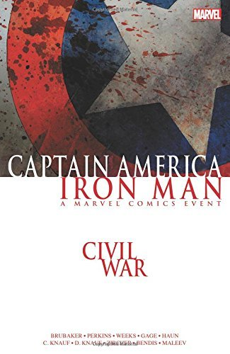 Ed Brubaker Civil War Captain America Iron Man