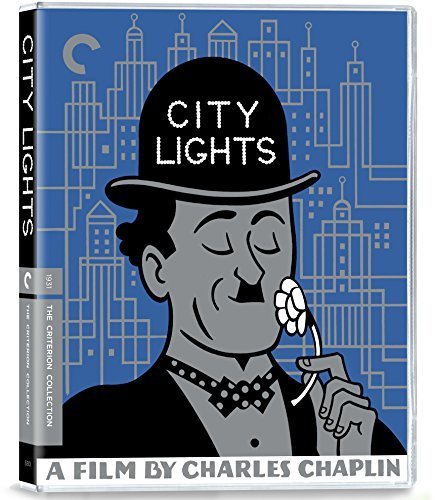 City Lights Chaplin Blu Ray Criterion