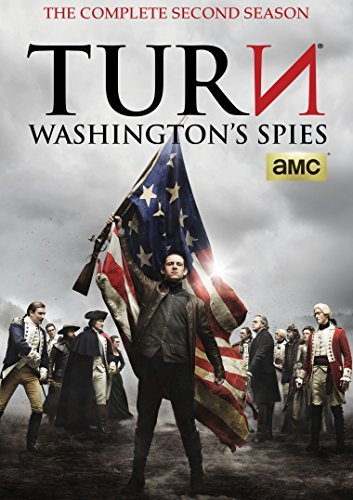 Turn Washington's Spies Season 2 DVD