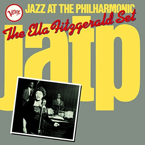 Ella Fitzgerald Jazz At The Philharmonic The