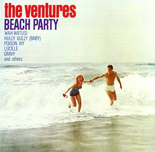 Ventures Beach Party Import Gbr